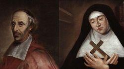 François de Laval et Marie de l'Incarnation: des dollarasaints? - Philippe