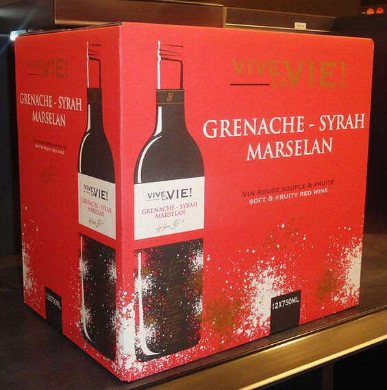 Enfin un bon petit vin de moins de 10$ arrive au
