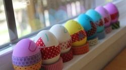 13 idées originales pour décorer les œufs de