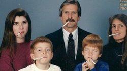 Les 20 photos de famille les plus embarrassantes