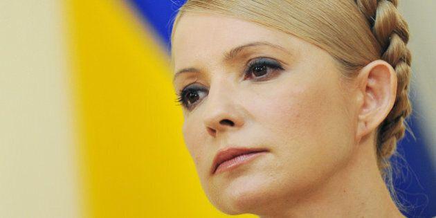 Ioulia Timochenko annonce sa candidature à la présidence