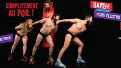 «Barbu - Foire électro-trad» : le cirque à l'état brut