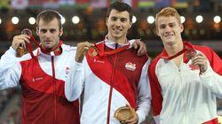 Cam Levins et Shawnacy Barber décrochent la médaille de bronze aux Jeux du