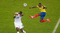 Mondial-2014: France-Nigeria et Argentine-Suisse en 8e de finale