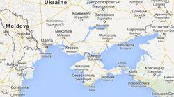 Pour Google Maps, la Crimée est russe... seulement en Russie