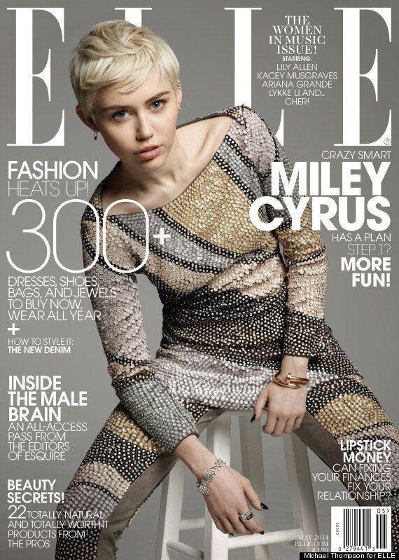 Miley Cyrus peut se montrer très
