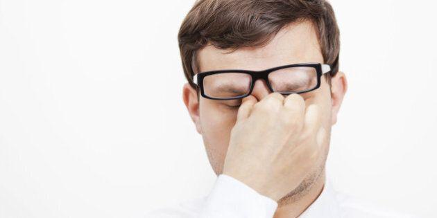 Manque de sommeil: la mauvaise mine après une sale nuit est liée à une rétention