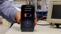 Bientôt on pourra recharger son téléphone intelligent en 30 secondes