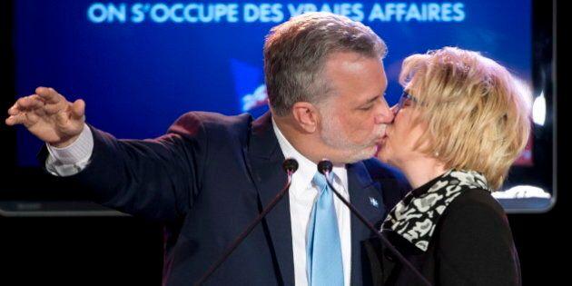 Élections 2014 - Défaite du PQ: rapprochement