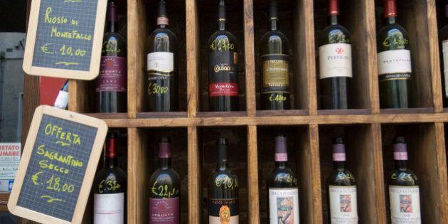 Le vin italien se porte bien et s'exporte toujours plus malgré la