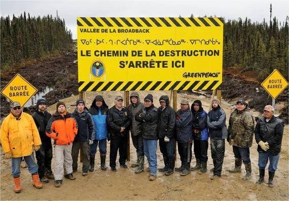 Tensions entre l'industrie forestière et la société civile: une forêt de solutions à portée de