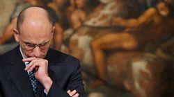 Italie: le premier ministre Enrico Letta annonce sa