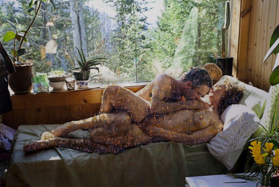 «Wonderlust»: des photos de nu capturent l'intimité de couples faisant l'amour