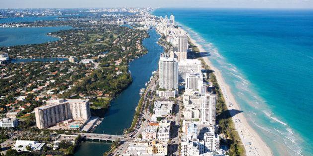 Montée du niveau des océans: la Floride en première