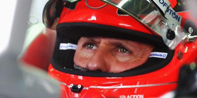 Légère amélioration de l'état de santé de Michael Schumacher selon un