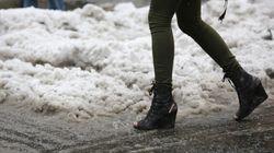 Un des hivers les plus rudes en 35 ans au