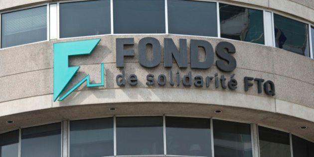 Le Fonds de solidarité FTQ affiche un bénéfice net de 411 millions