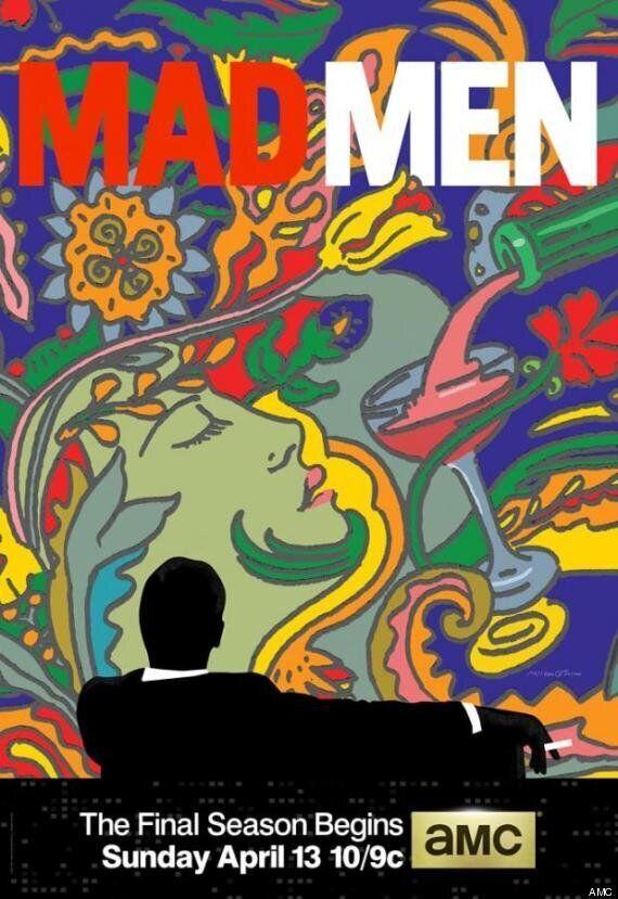 «Mad Men» nous fait languir avec une publicité mystérieuse pour la saison 7