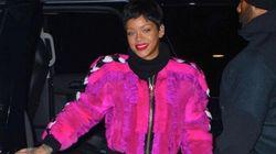 Rihanna brûle une lettre de Chris