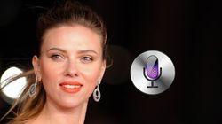 Siri a un avis bien tranché sur Scarlett Johansson