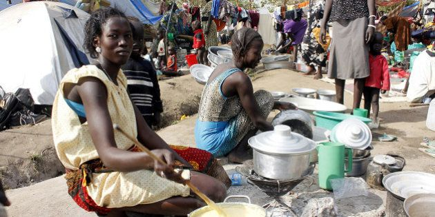 BOR, JONGLEI STATE, SOUTH SUDAN - JANUARY 3: Thousands of people are feared to have been killed in the...