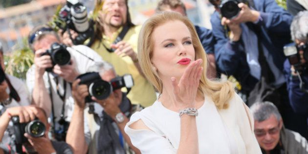 CANNES, FRANCE - MAY 14: Nicole Kidman attends the 'Grace of Monaco' photocall at the 67th Annual Cannes...