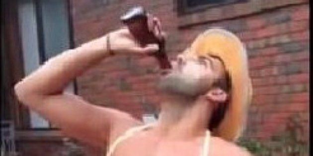 Neknomination : quand le «binge drinking» rencontre les réseaux