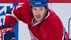 Brandon Prust réintègre la formation du Canadien à la place de Daniel