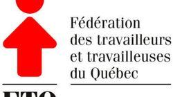 Le SCFP-Québec veut le départ du président de la FTQ Michel