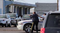 Trois policiers de la GRC blessés dans une fusillade en