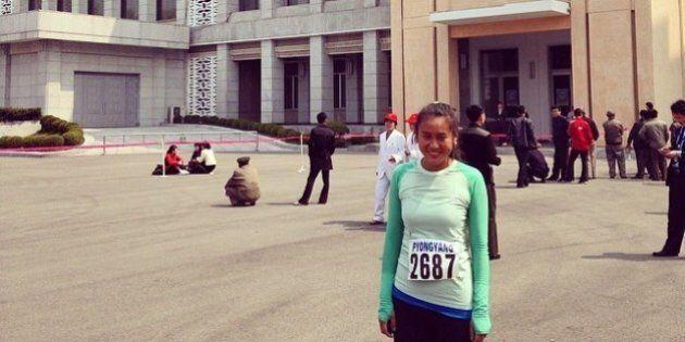 Marathon en Corée du Nord: une coureuse canadienne a immortalisé son séjour (PHOTOS,