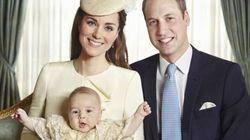 Les photos du baptême royal du prince George