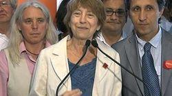 Il pleut des pelles sur Québec solidaire - Eric
