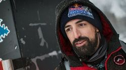 Red Bull Crashed Ice : Christian Papillon, le fin