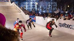Red Bull Crashed Ice : Une vision née à
