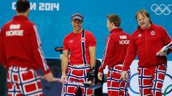 En curling, trois nations pour une médaille