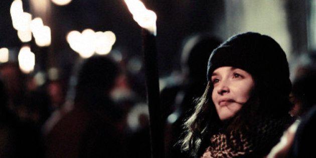 Charlotte Le Bon: «J'aime ceux qui se soulèvent contre l'injustice»