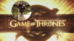 Le générique de «Game of Thrones» avec des chèvres