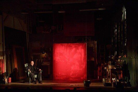 Rouge: Rothko et la