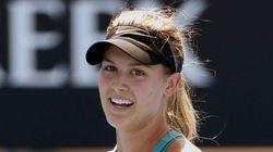 L'impact d'Eugenie Bouchard sur le tennis, comme Nadia Comaneci en