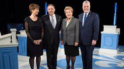 Le gagnant du débat: Claude