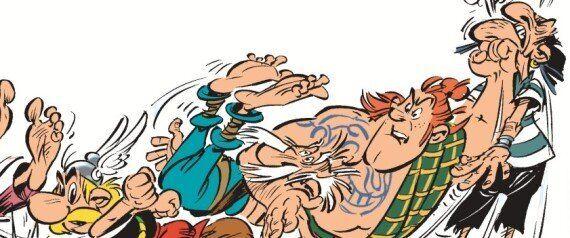 «Astérix chez les Pictes»: le premier bébé de Ferri et Conrad. Au niveau de Goscinny et Uderzo?