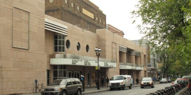 Le théâtre Saint-Denis