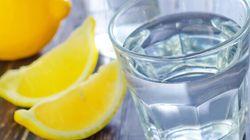 12 raisons de boire de l'eau
