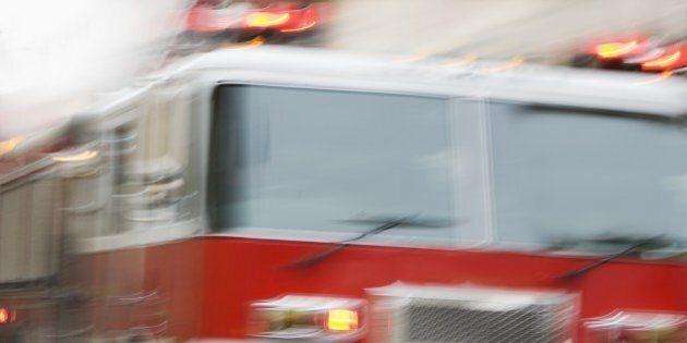 Incendie criminel dans le quartier Chomedey à Laval jeudi matin; pas de
