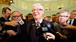 Dave Hancock devient chef intérimaire des conservateurs albertains