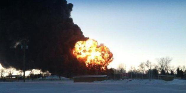 Les autorités américaines s'inquiètent de l'inflammabilité du pétrole de