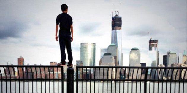 New York: il déjoue la sécurité et grimpe en haut du World Trade Center