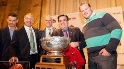 La Coupe Vanier à Montréal en 2014