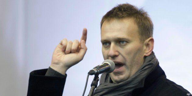 Le maire sortant de Moscou donné vainqueur, l'opposant Navalny